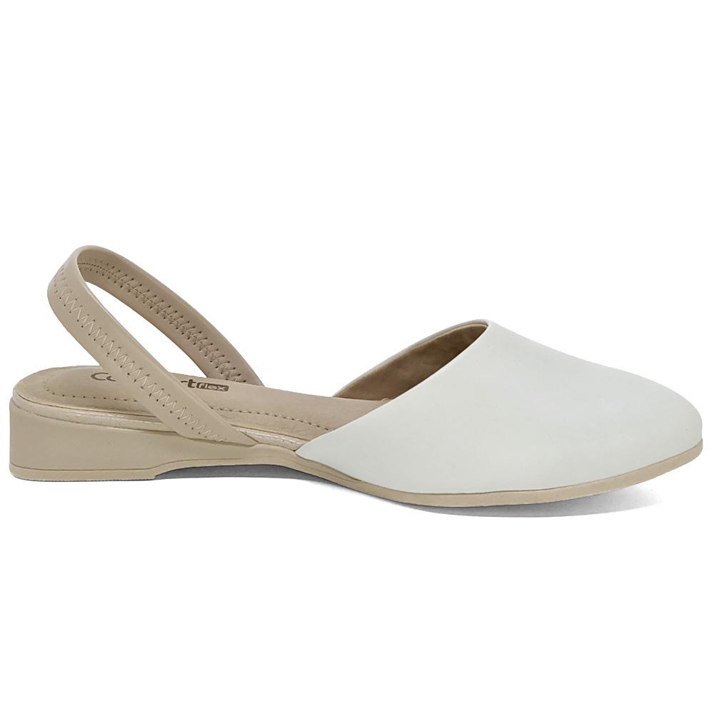 Sandália Mule Comfortflex Conforto