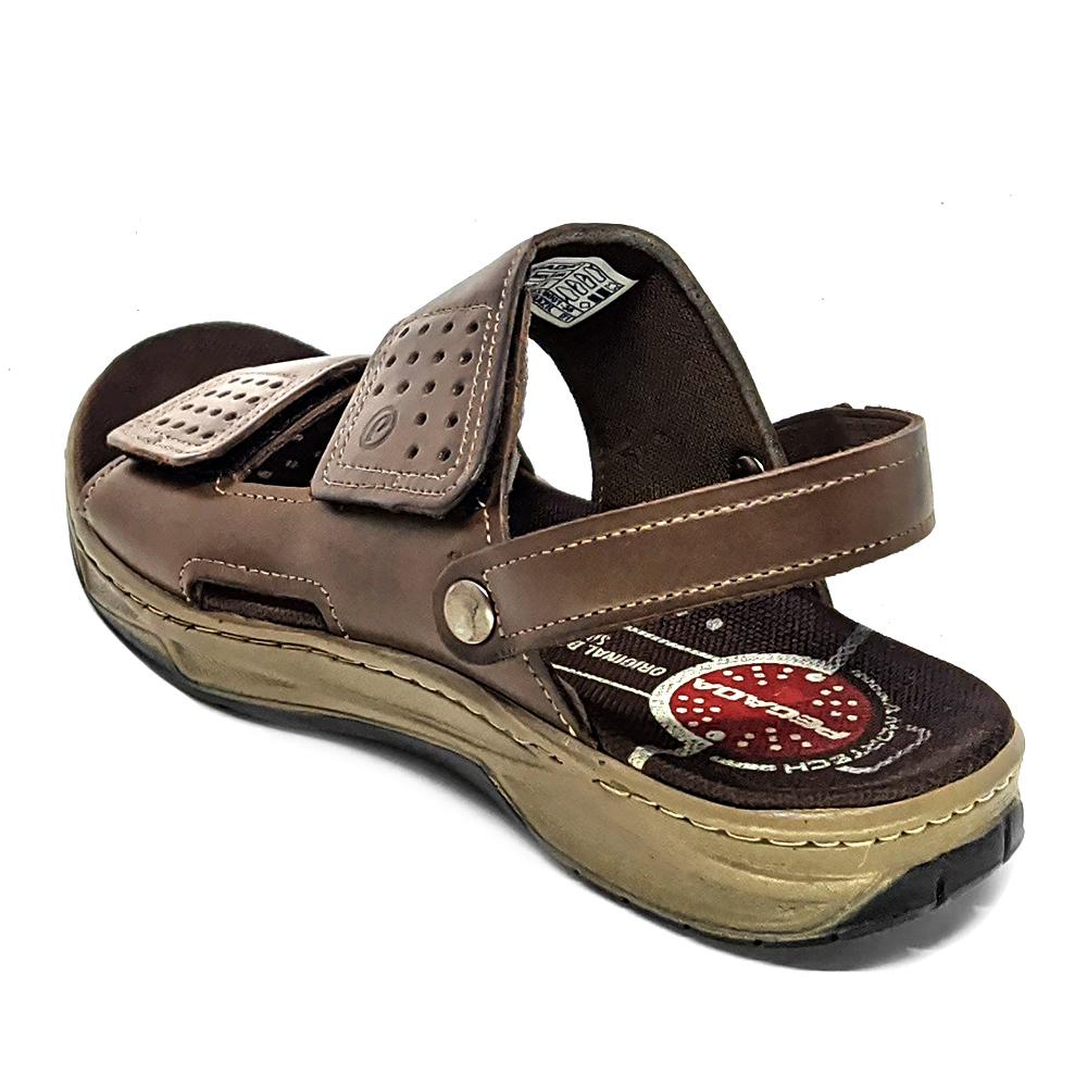Sandalia Pegada com Velcros 132206