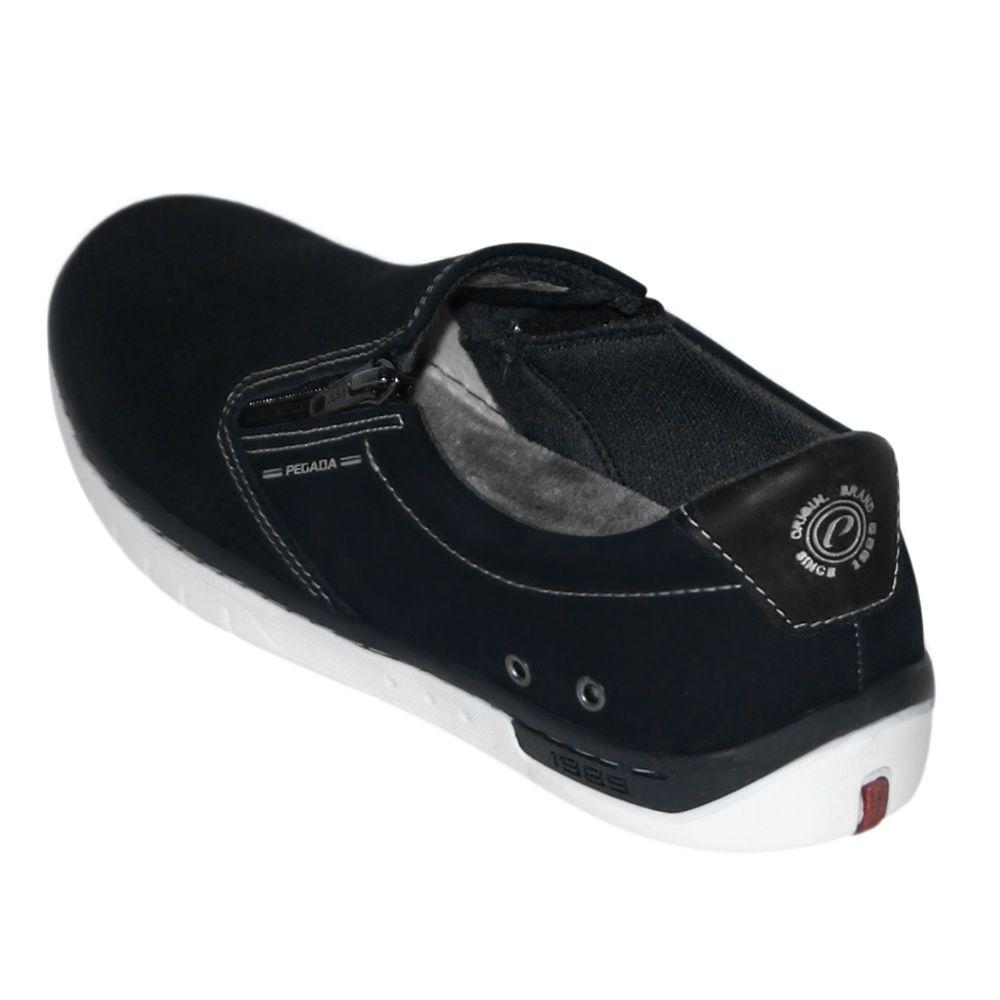 Sapatênis Pegada Slip Casual Wear