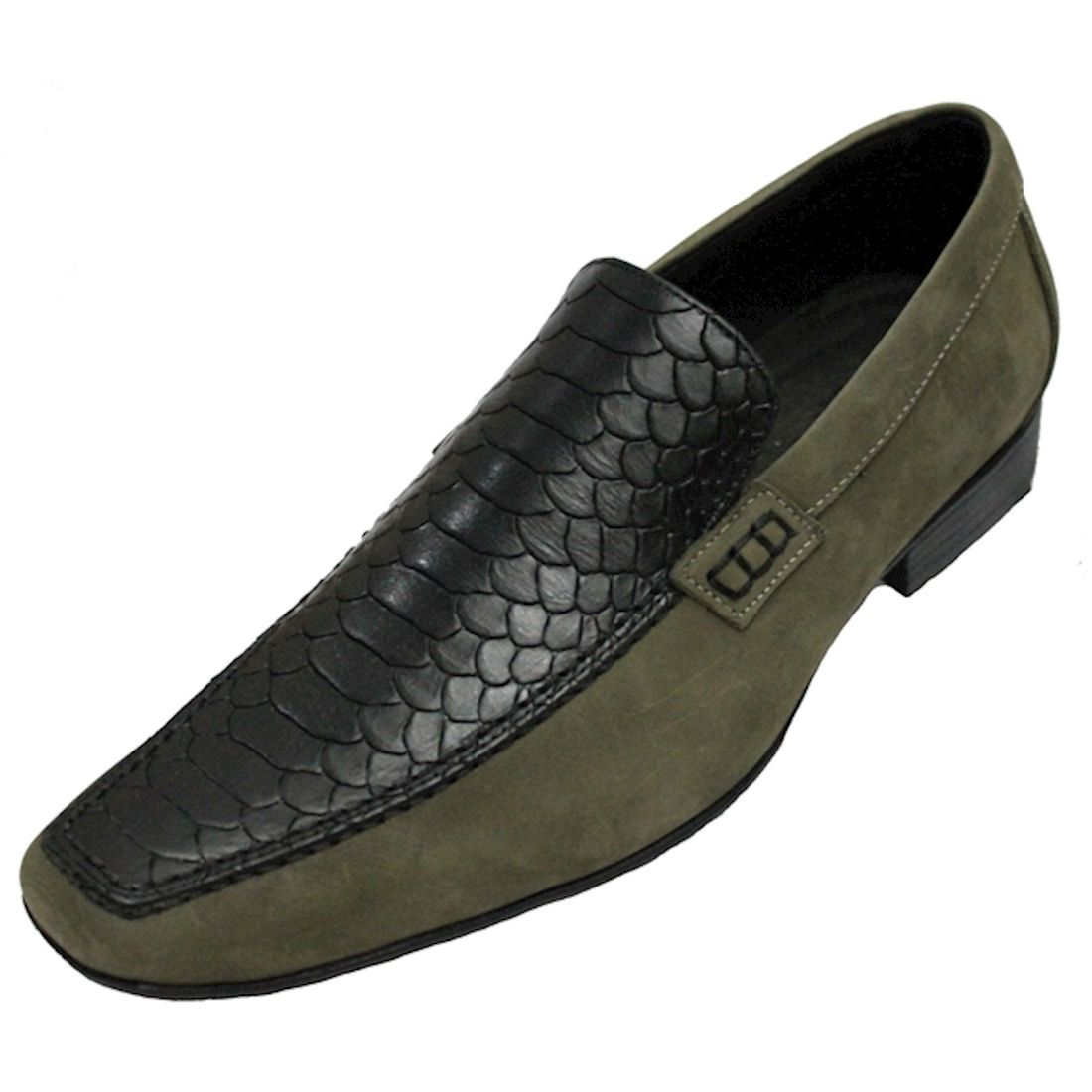 Sapato Casual Art Shoes Cinza