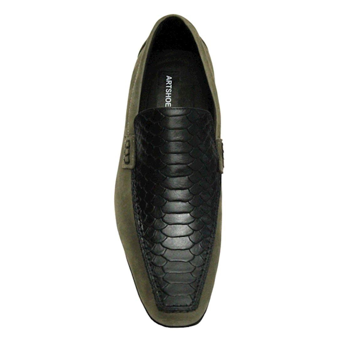 Sapato Casual Art Shoes Cinza