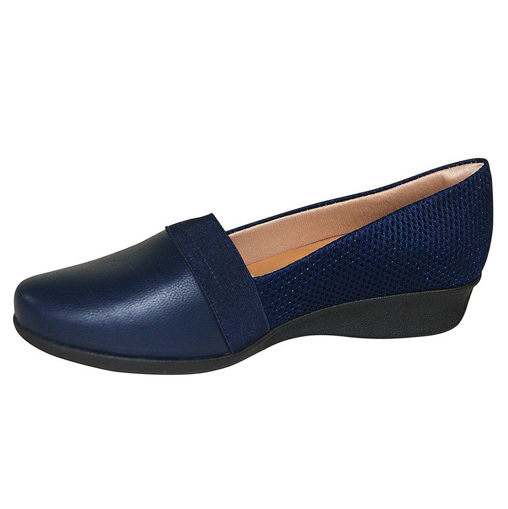 Sapato Malu Super Comfort Eloá