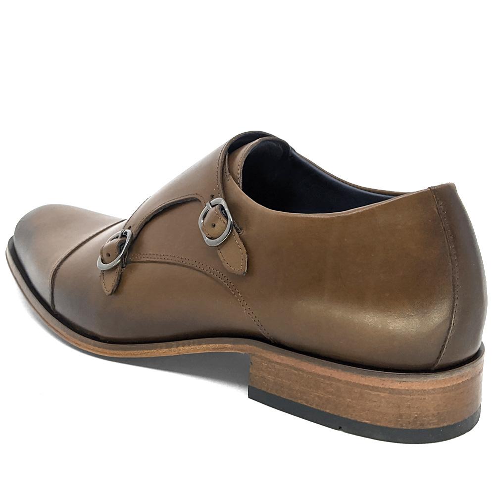Sapato Monk Strap Masculino Villione