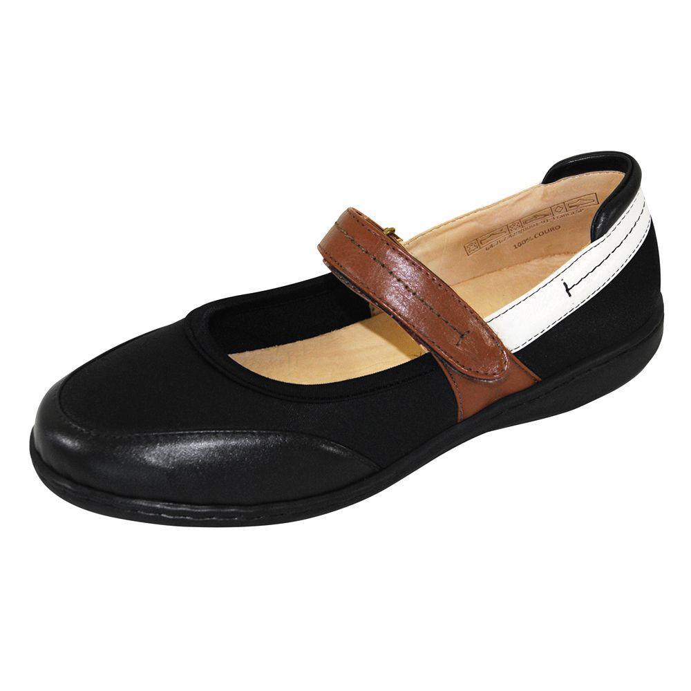 0aa91f3ee Sapato Opananken Alexxa Boneca Preto - Zitta Shoes ...