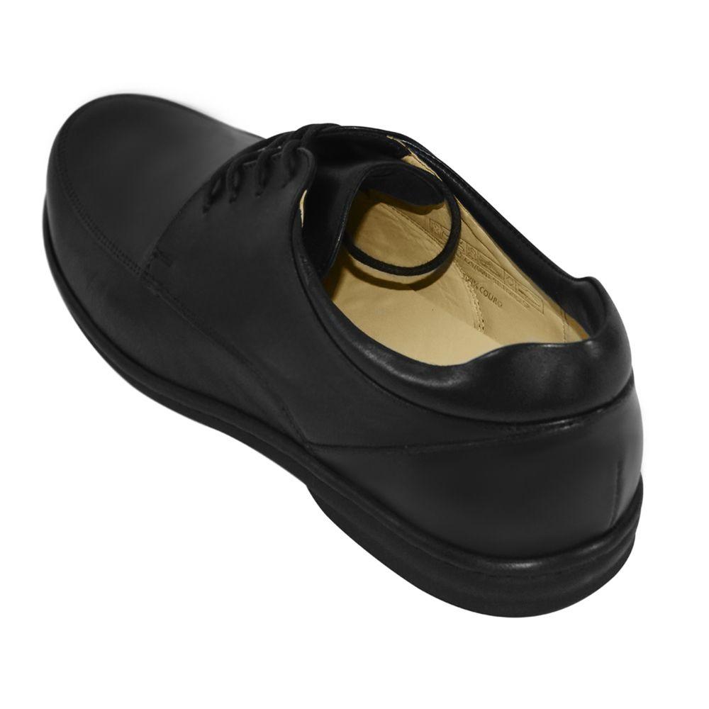 cf301d371 Sapato Opananken Diabetic Zen Cadarço Preto