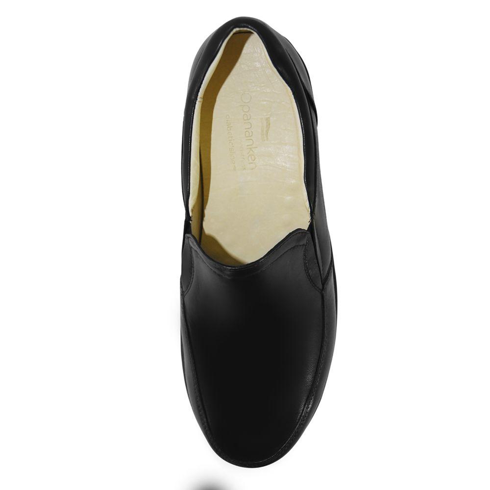 Sapato Opananken Antistress Preto