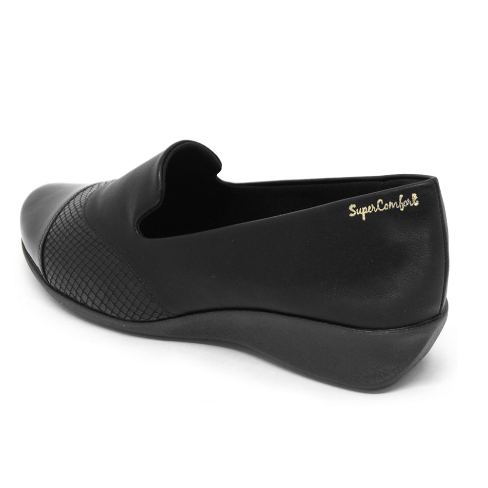 Sapato Profissional Feminino Malu Eloá Verniz