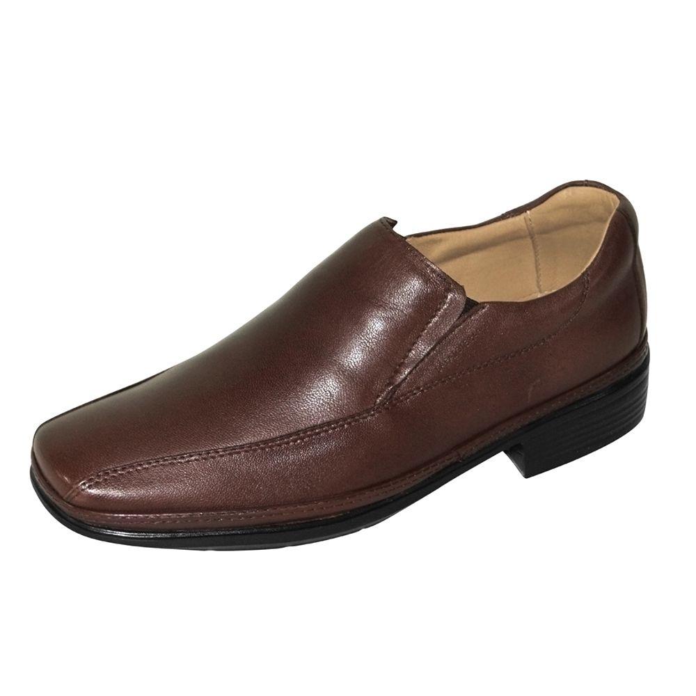 Sapato Sapatoterapia Air Float Couro