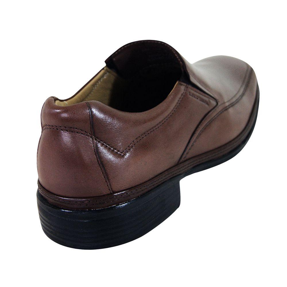 Sapato Sapatoterapia Captiva Air Float Couro