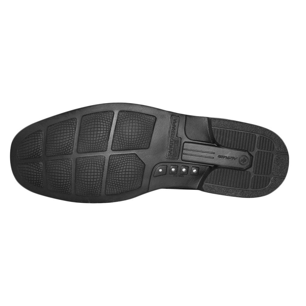 Sapato Sapatoterapia New York Cadarço Couro