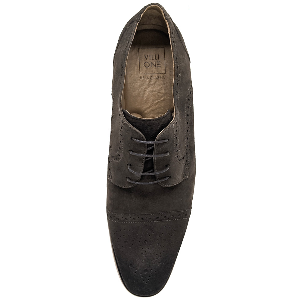 Sapato Social Masculino Derby Villione