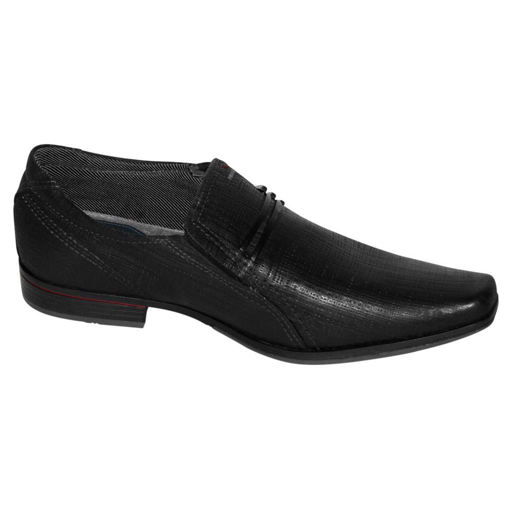 Sapato Social Pegada Elegant Couro