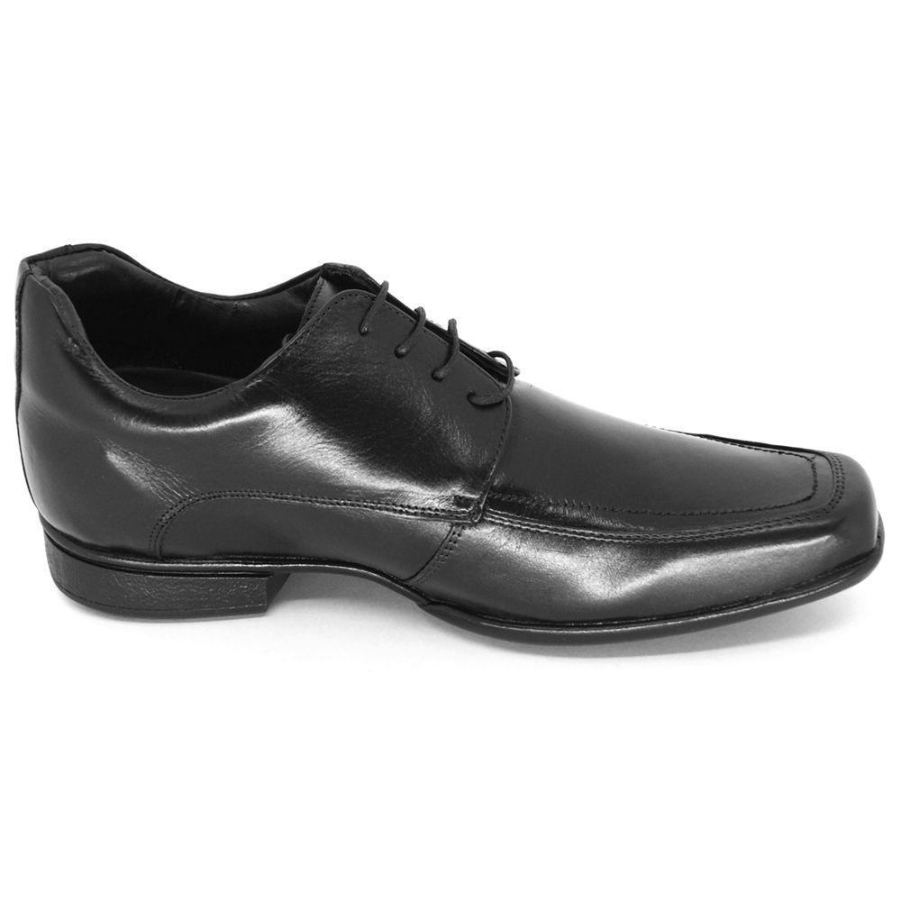 Sapato Social Sândalo com Elevação UP Cadarço