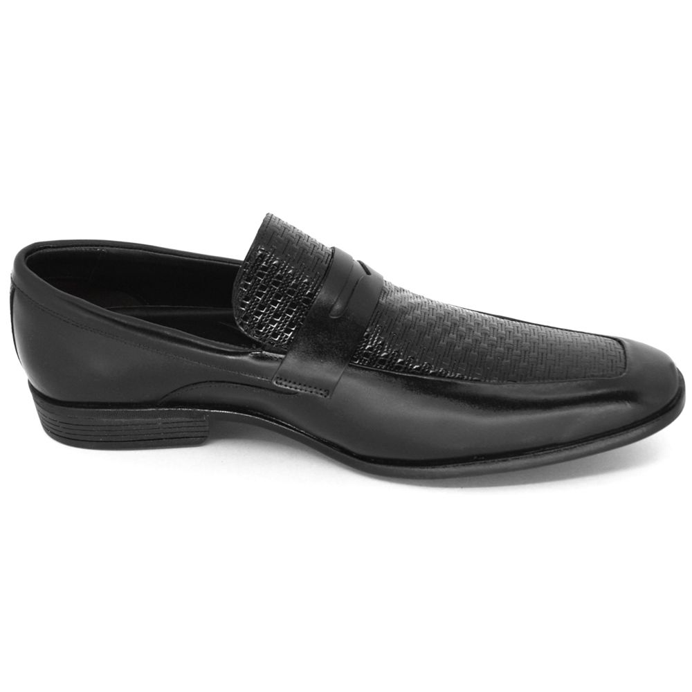 Sapato Social Sândalo Evoque Texturizado