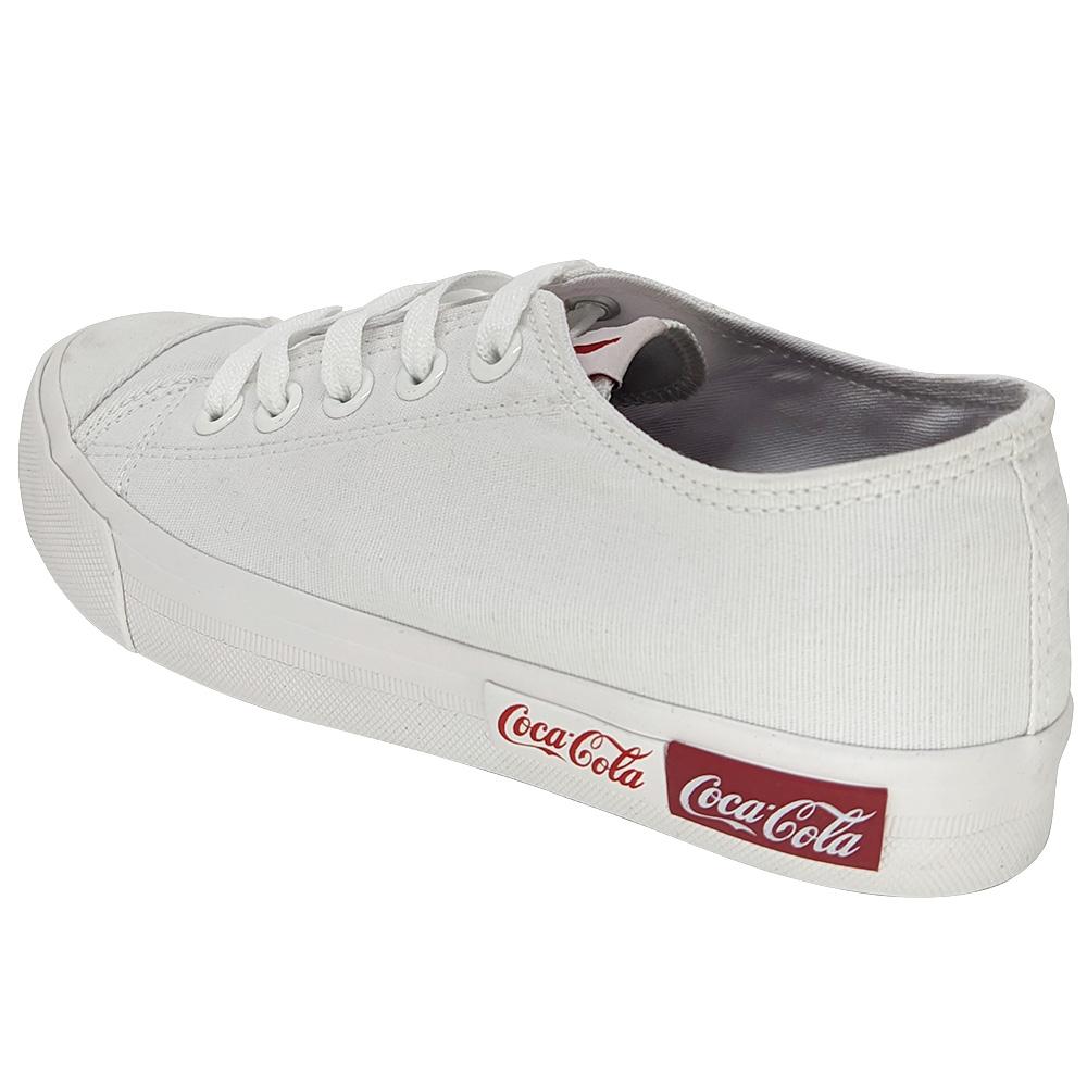 Tênis Coca-Cola Blend Canvas CC1687 - Unissex