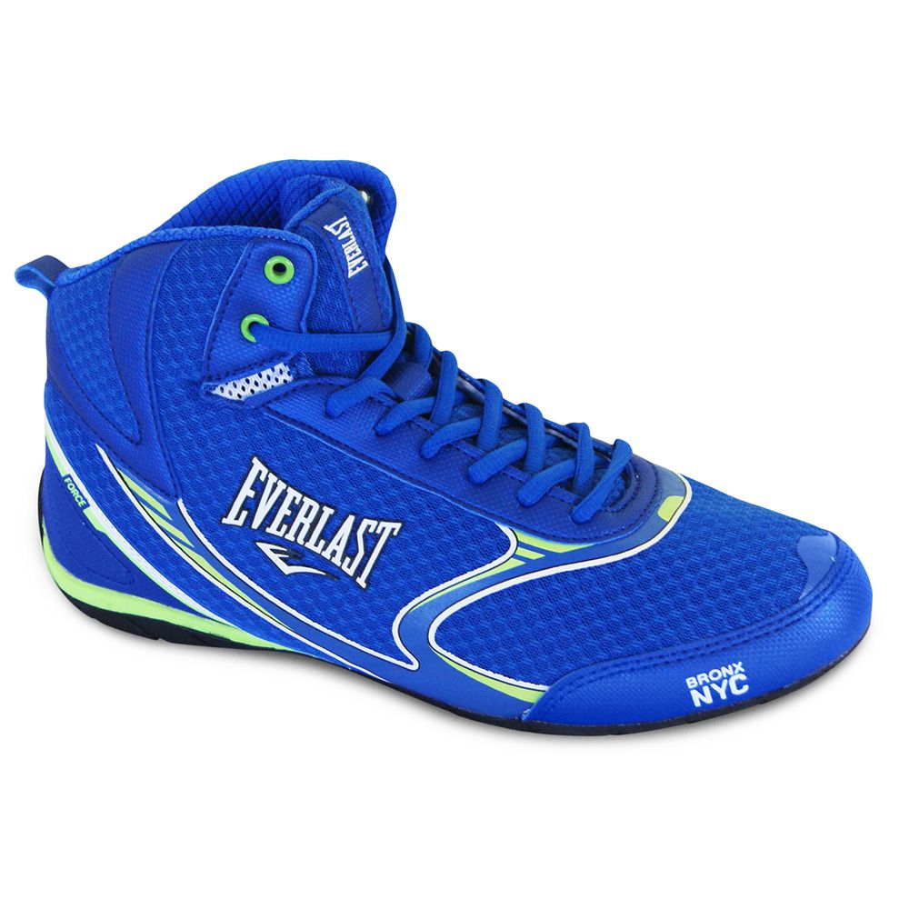 Tênis Everlast Force Boxe Azul