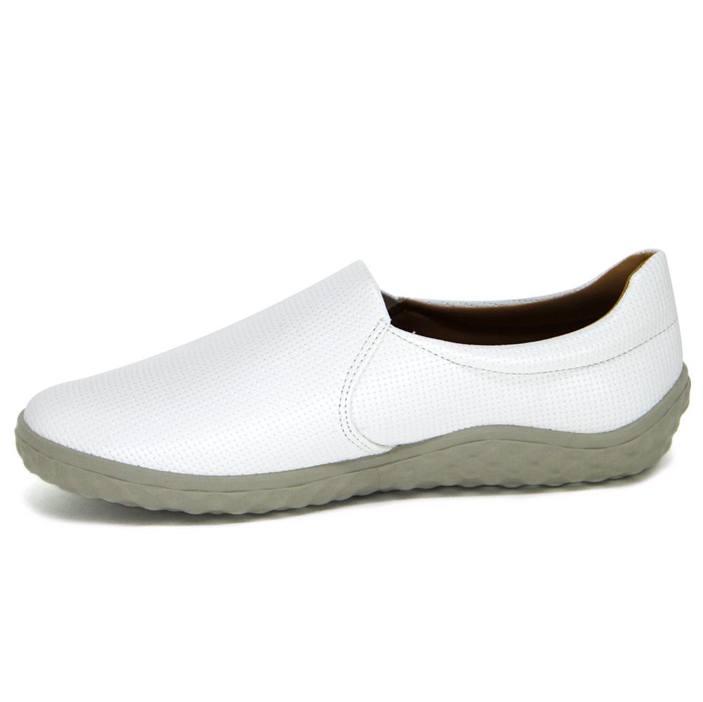 Tênis Malu Confort Hanna Profissional Branco