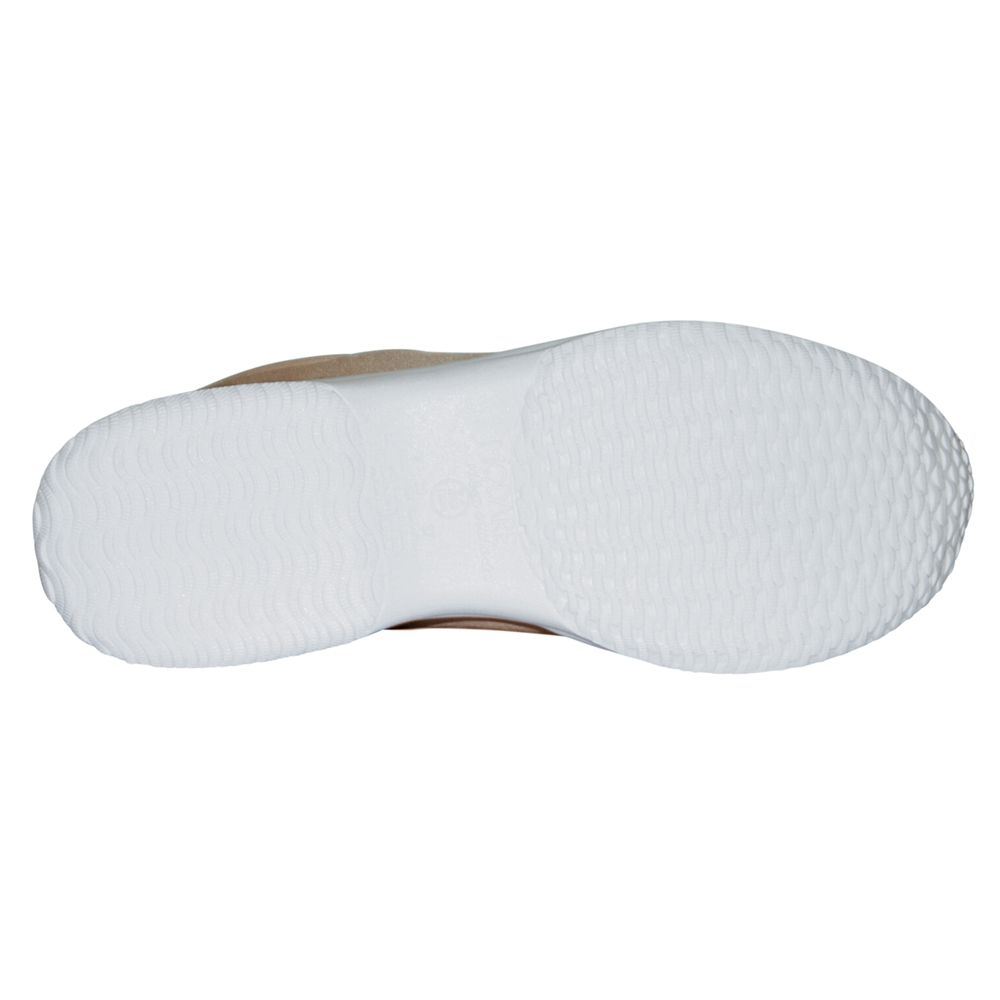 Tênis Modare Ultra Conforto Bege Cadarço
