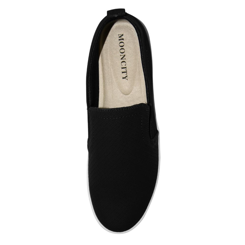 Tênis Slip On Mooncity Preto