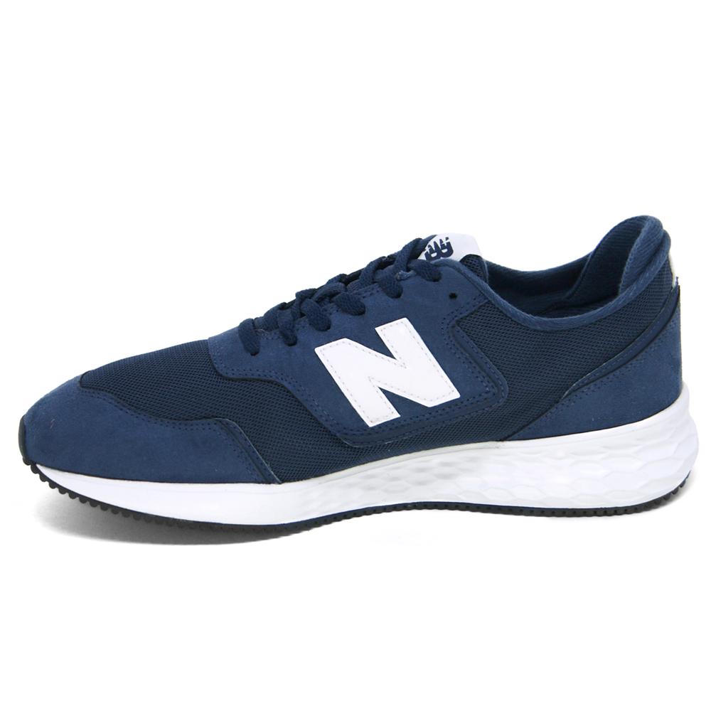 Tênis New Balance X70 Marinho/Branco