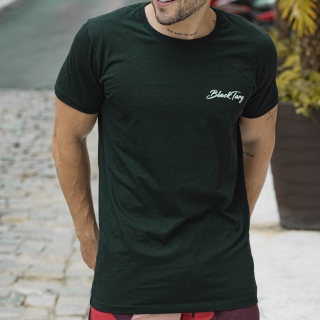 Camiseta Masculina preta basic