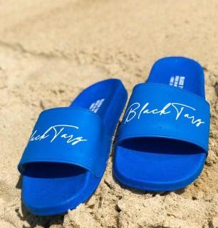 Chinelo Masculino Slide Azul