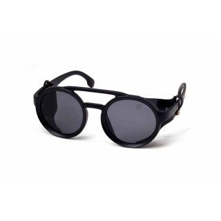 Óculos De Sol Masculino Steampunk Retro