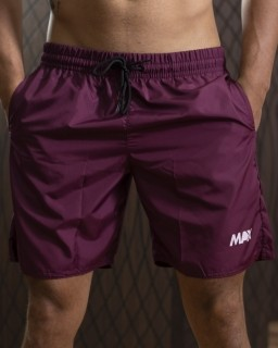 Shorts Masculino Max Bordô