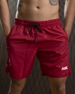 Shorts Masculino Max Vermelho