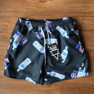 Swim Shorts Absolut Vodka Preto