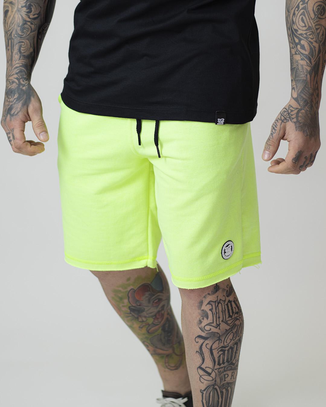 Bermuda Masculina Verde Neon