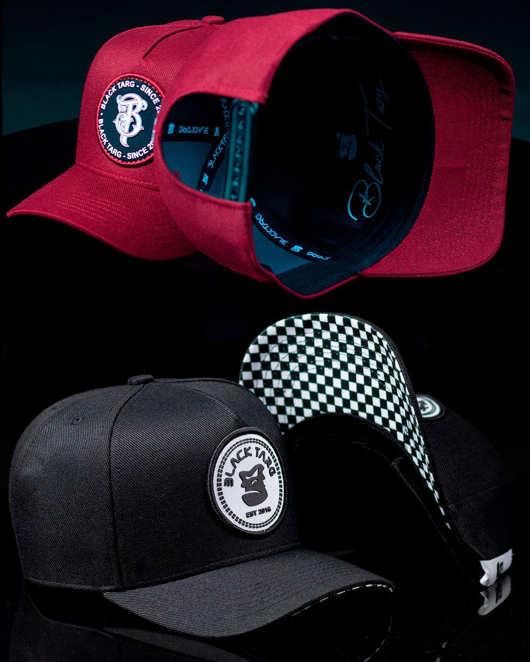 Boné Black Premium Edition Ten Style