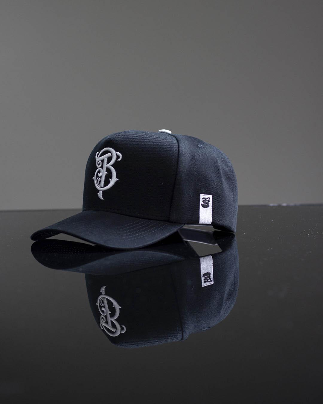 Boné Trucker Black Edition Brand's