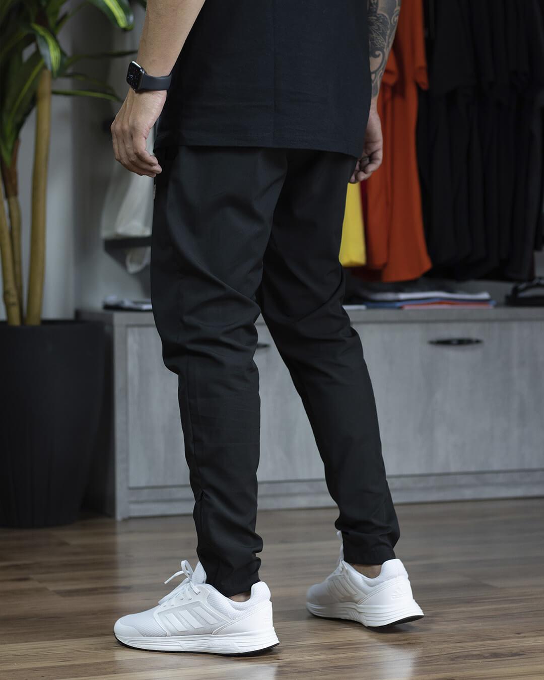 Calça Elast Fit Black