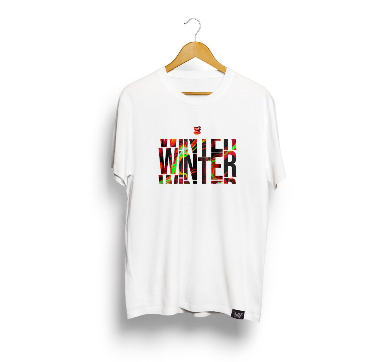Camiseta Masculina Estampada Winter