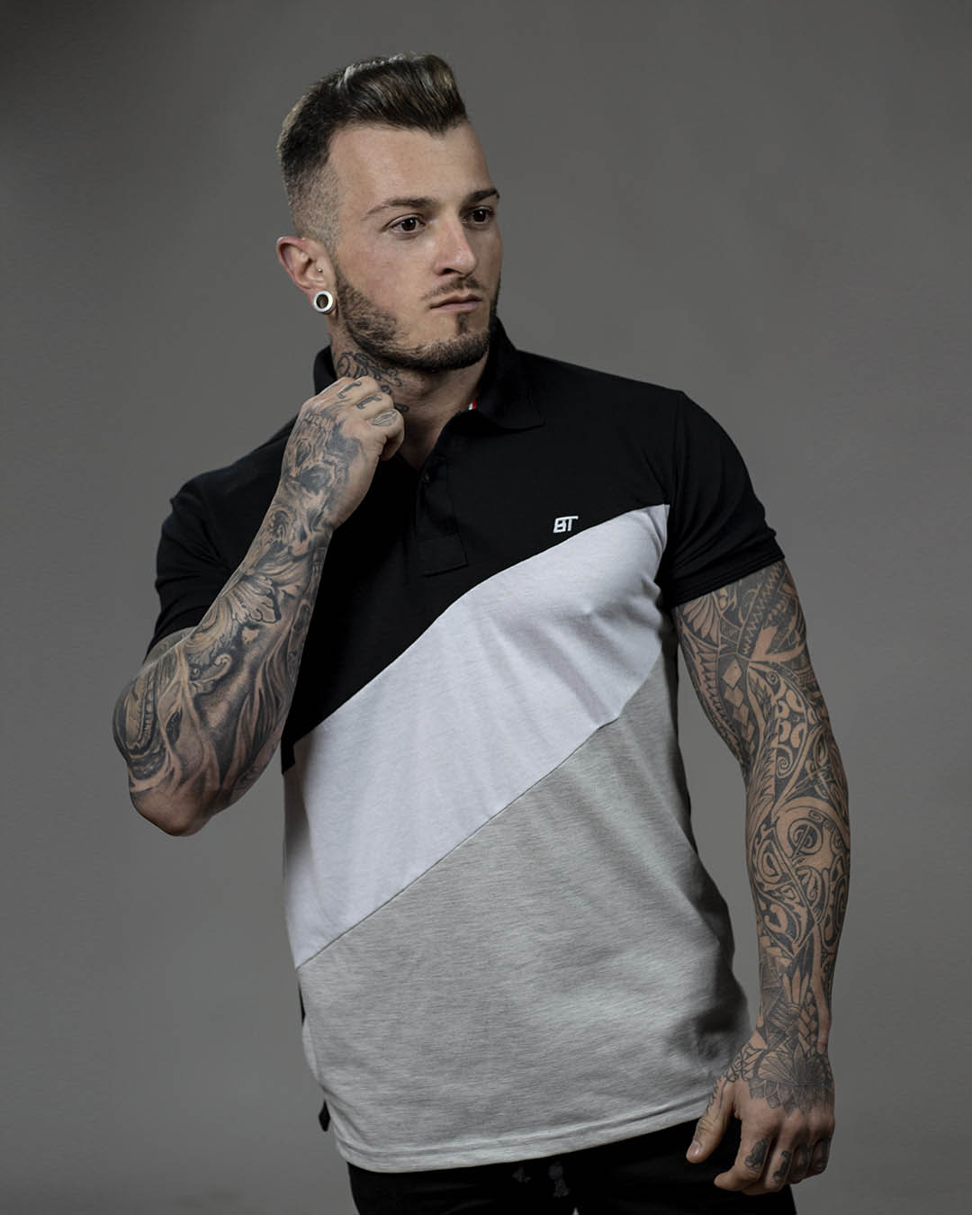 Camiseta Polo Masculina  Clean Cult's