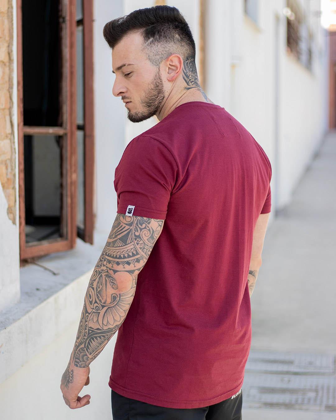 Camiseta Vinho Blood Mary Masculina