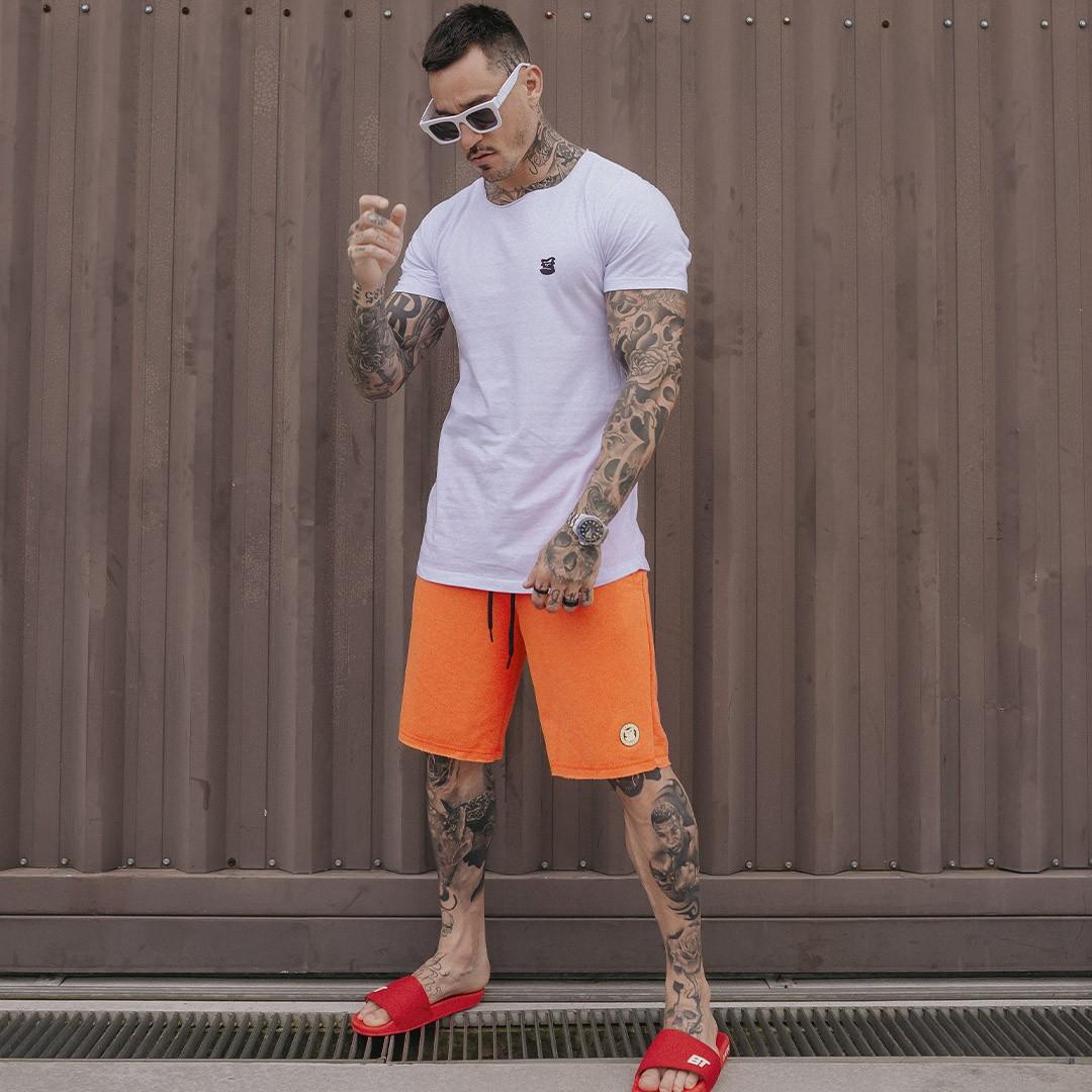 Chinelo Masculino Slide Vermelho