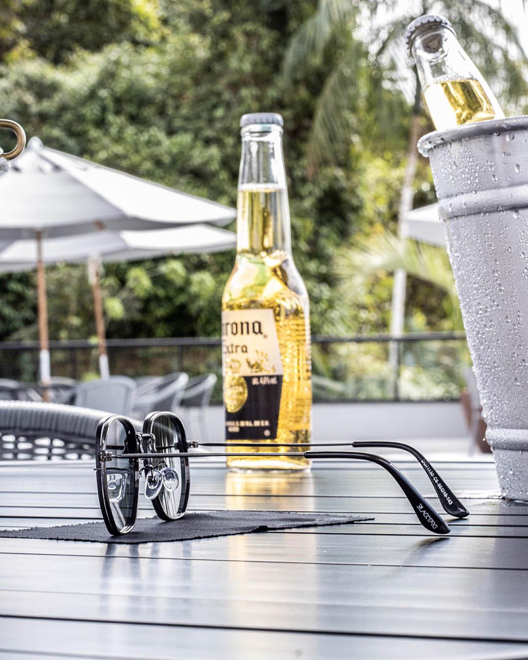 Óculos de Sol Beach and Beer