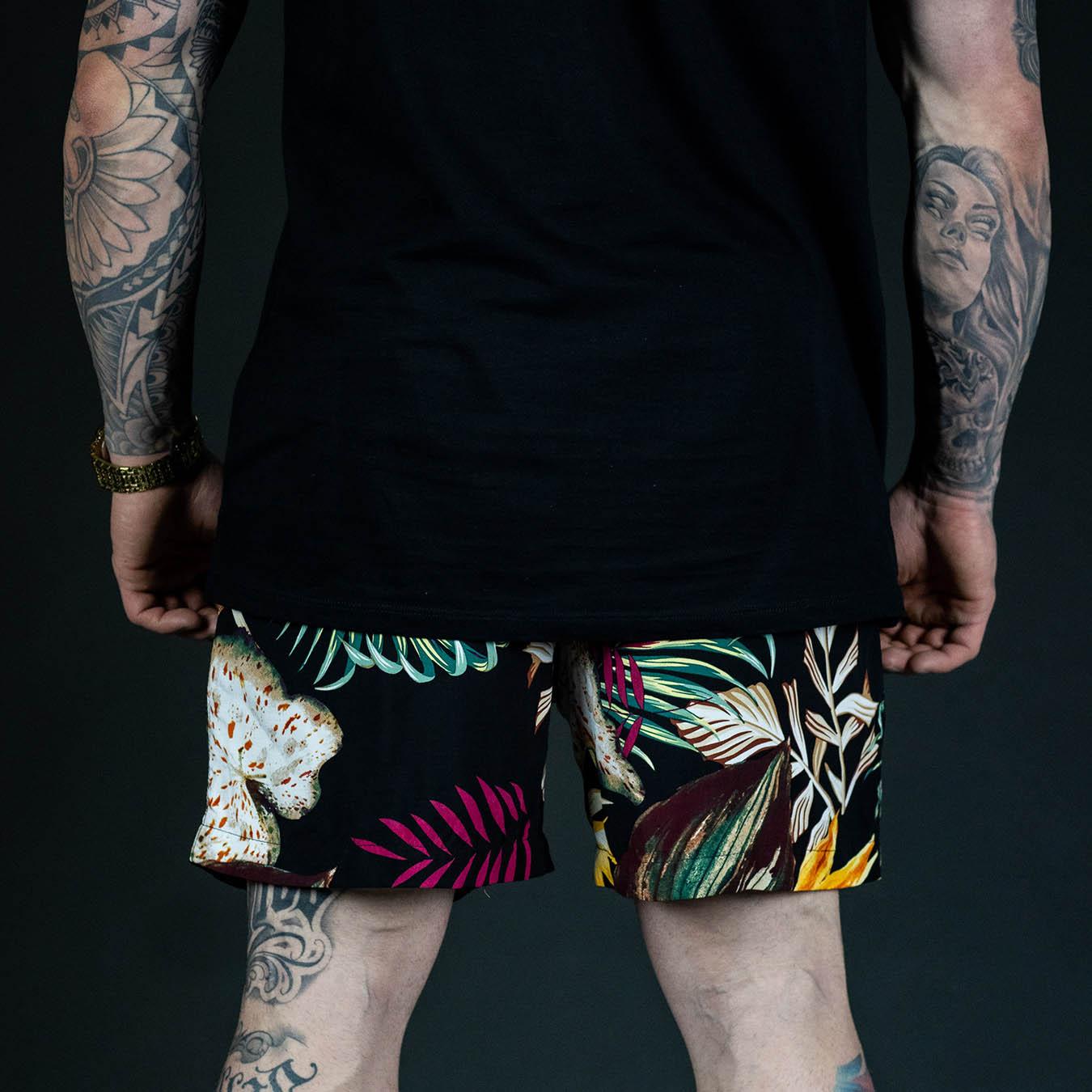 Shorts Black Summer