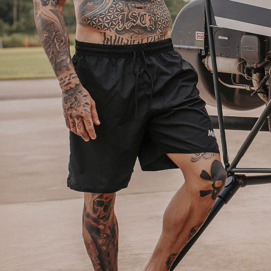 Shorts Masculino Max Preto