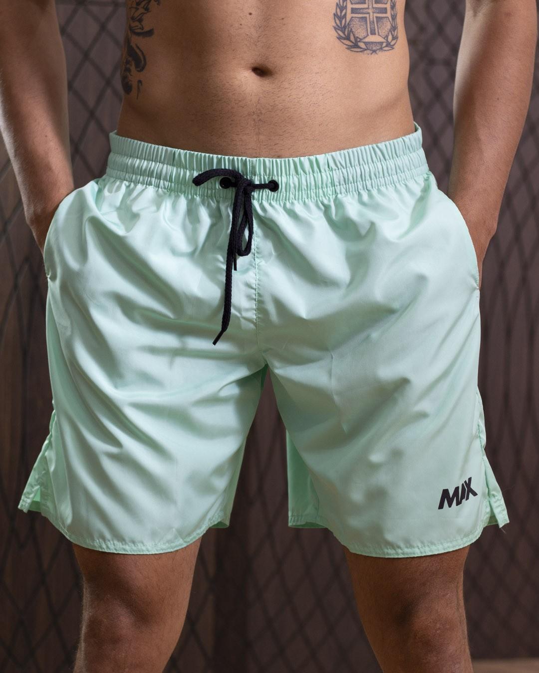 Shorts Masculino Max Verde água