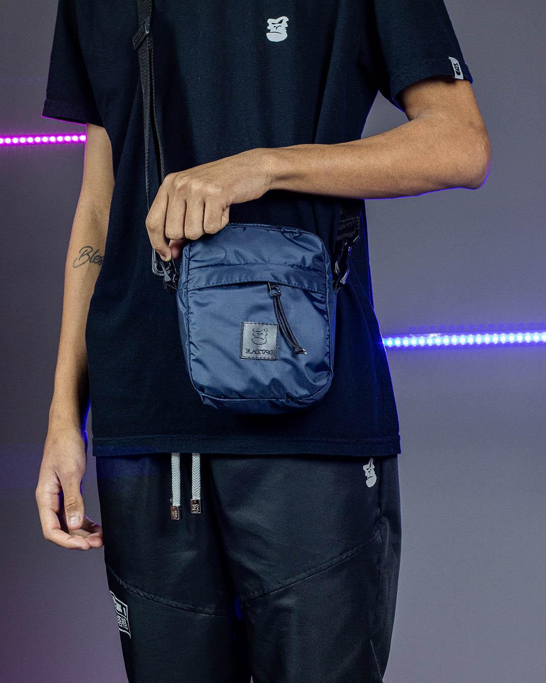 Shoulder Bag Azul Skyline