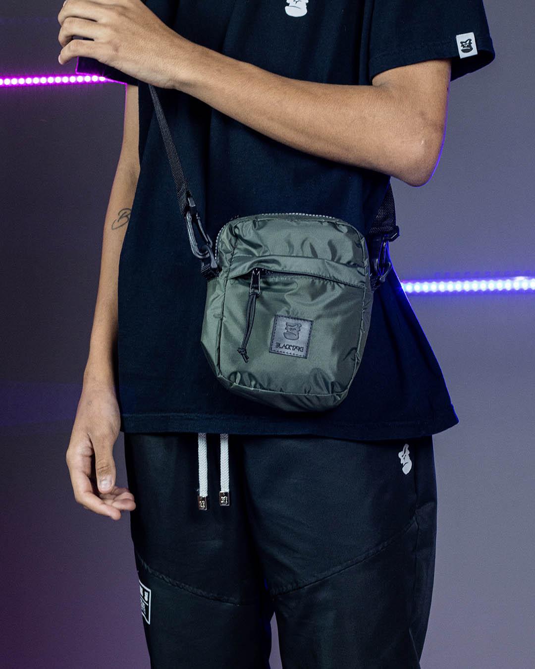 Shoulder Bag Verde WarZone