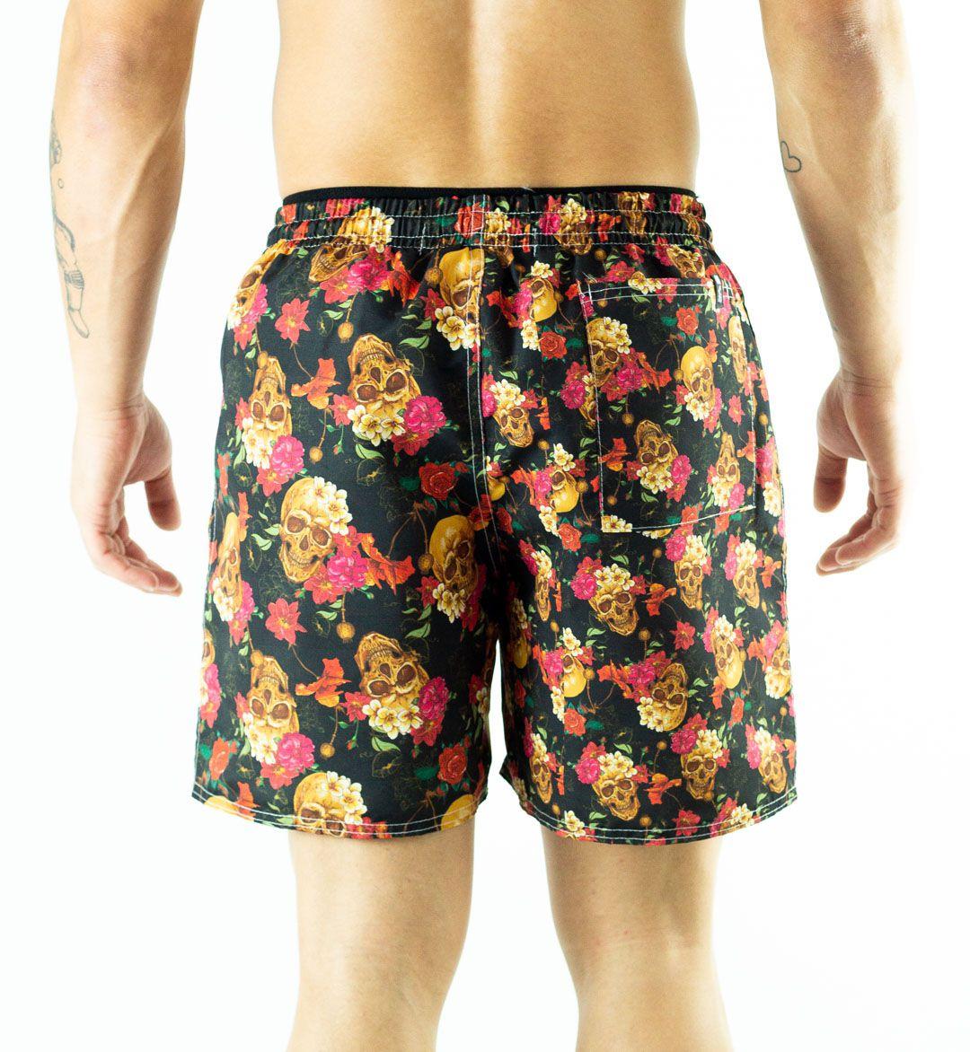 Swim Shorts Caveira