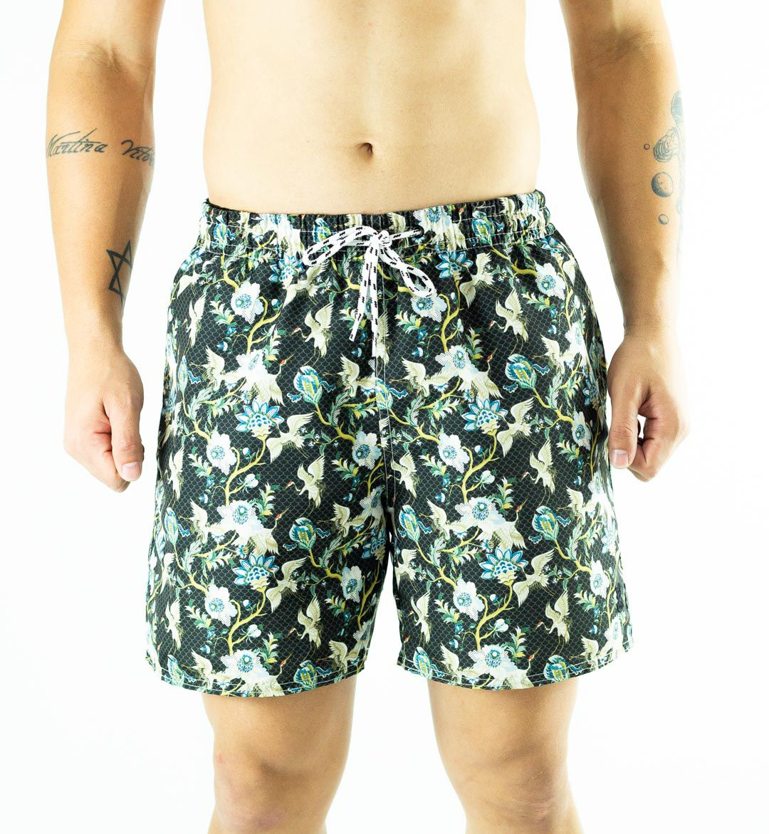 Swim Shorts Estampa