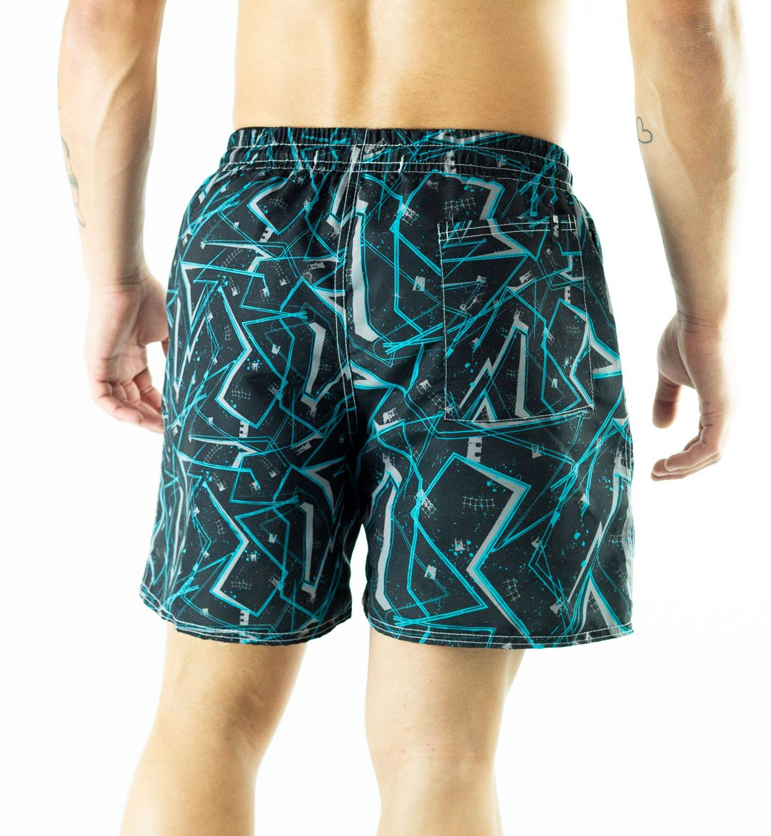 Swim Shorts Estampado