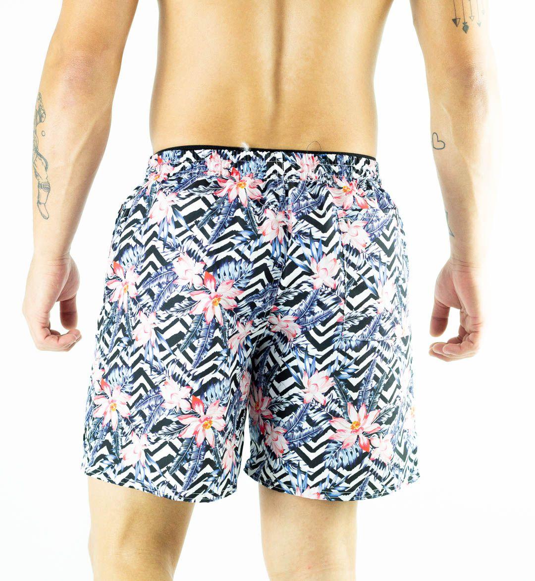 Swim Shorts Floral