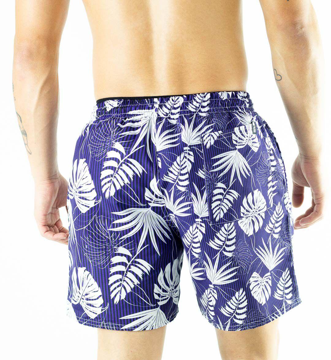 Swim Shorts Folhas
