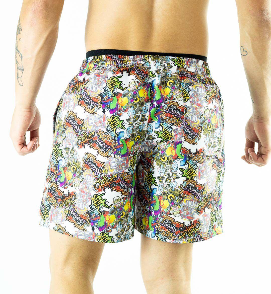 Swim Shorts Grafite